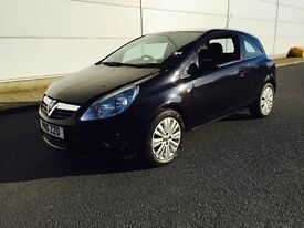 2010 Vauxhall corsa 1.3 cdti ecoflex £25 tax full dealer history new alloys & tyres priced to sell