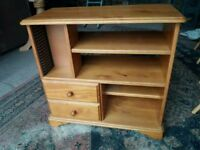 Pine desk very sturdy