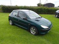 Peugeot 206 1.9D not Hdi 570ono