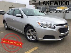 2016 Chevrolet Malibu LT (Colored Touch Screen, Bluetooth)