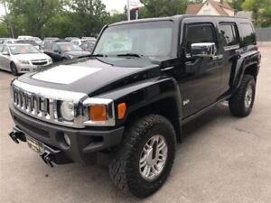 2006 Hummer H3 H3 leather loaded