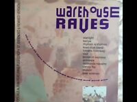 Warehouse Raves Double Vinyl Album
