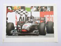 Nik Curry Formula 1 Car Print