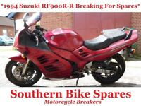 1994 Suzuki RF900R-R * Breaking For Spares / Parts * RF900 RF 900