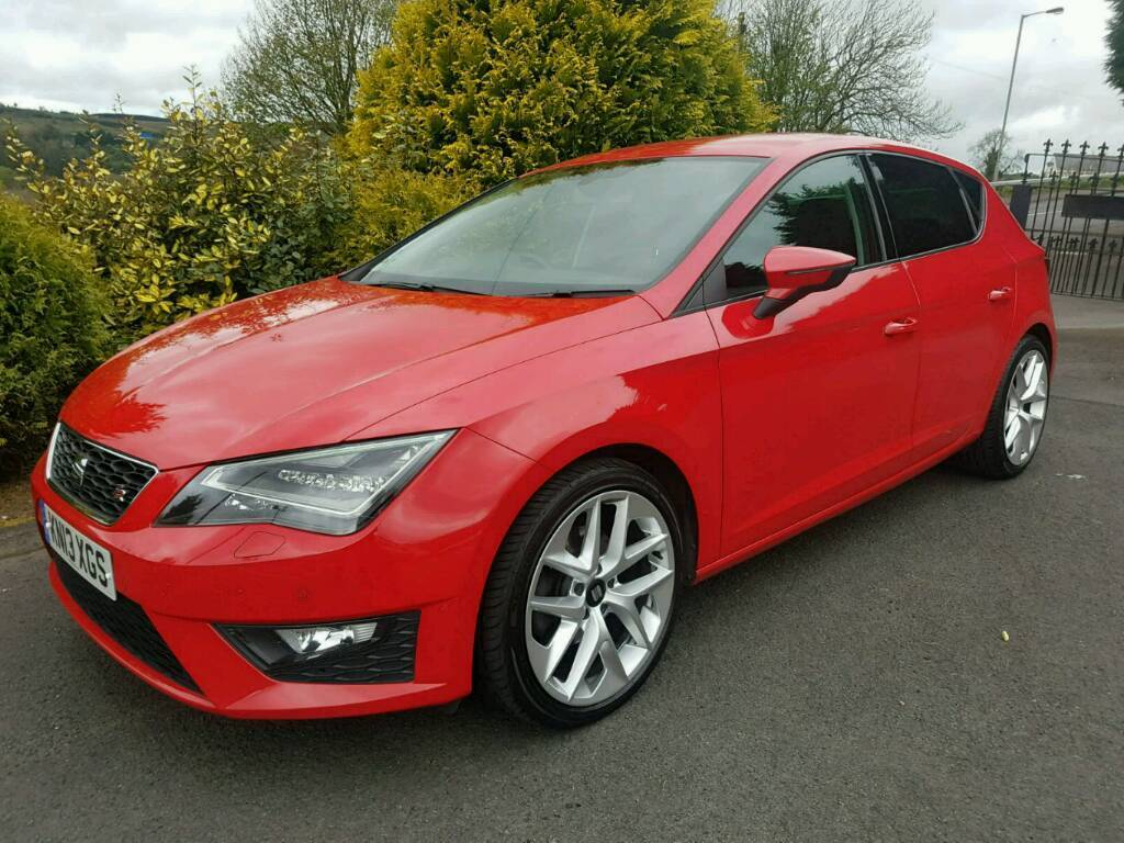 2013 seat leon fr 2 0 tdi 150 performance tech pack in dunmurry belfast gumtree. Black Bedroom Furniture Sets. Home Design Ideas
