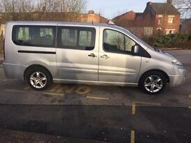 Fiat scudo / peugeot expert taxi mini bus 2.0