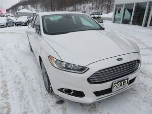2013 Ford Fusion Titanium *AWD *Heated Leather *Safety Package