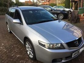 Honda Accord Sport Touring 2.2 Turbo Diesel i-CTDi 2006 Full Service History