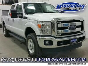 2015 Ford Super Duty F-250 4WD XLT W/ PWR SEAT, LOCKING TAILGATE