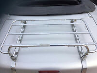 MAZDA MX5 MK 1 OR EUNOS BOOT RACK NEW IN THE WRAPPING