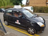 Automatic driving lessons for £22 in North west London area