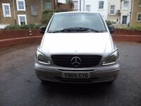 Mercedes Vito ( viano ) 111 CDI manuall 2005 ,6 seaters very good condition