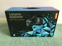 VR Headset Lenovo Explorer (WMR) with Motion Controllers