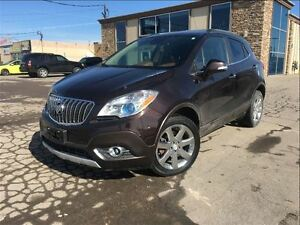 2014 Buick Encore Premium AWD NAVIGATION LEATHER SUN ROOF