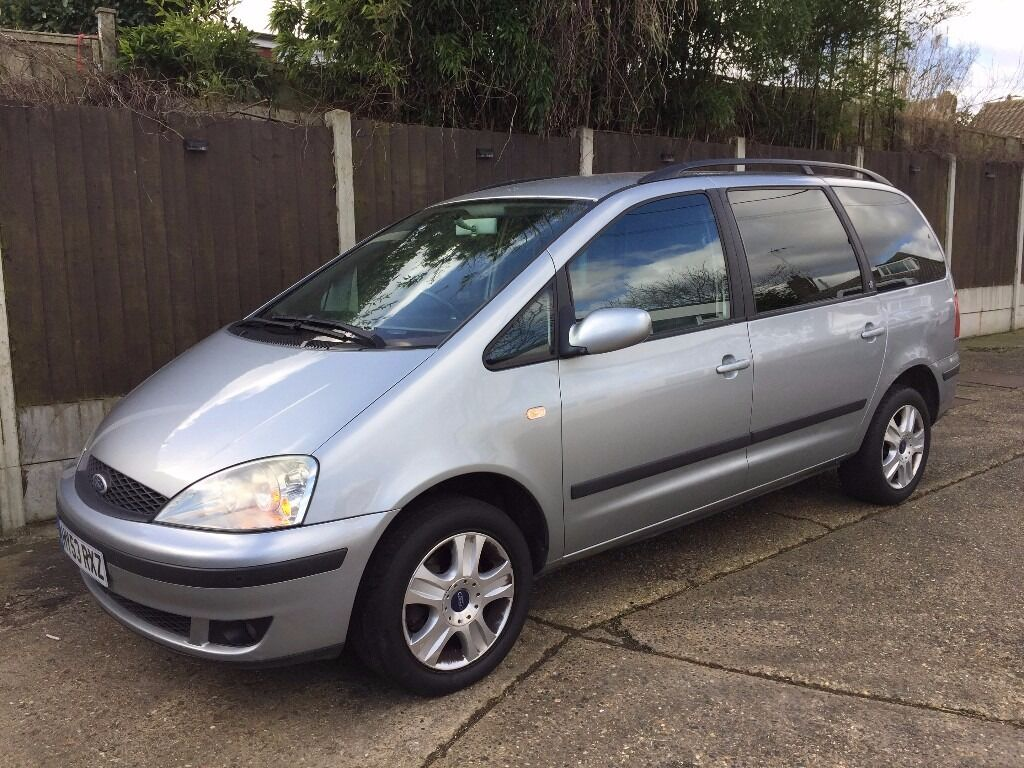 Ford galaxy zetec 2 3 manual 7 seater 2003 ✅ cheap car ✅