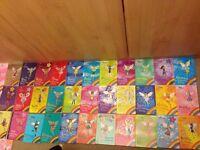 XMAS! Over 50 Rainbow Magic Fairy Books v.g.c.