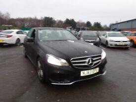 MERCEDES-BENZ E CLASS E220 CDI AMG SPORT 4DR 7G-TRONIC Auto (black) 2013