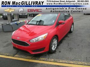 2015 Ford Focus SE Flexfuel..Cruise Control..SYNC Compatible