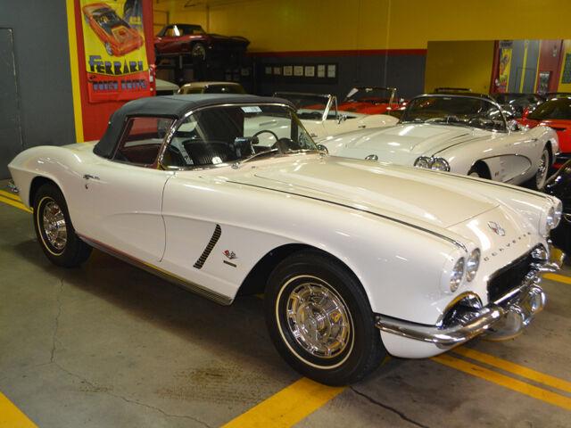 Imagen 1 de Chevrolet Corvette white