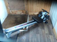 York r101 Heritage rowing machine