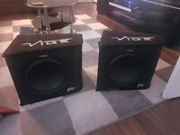 12in vibe subs and other stuff