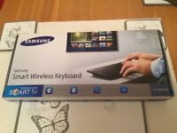 Used Samsung wireless keyboard excellent condition