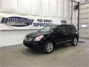 2013 Nissan Rogue SV W/ AWD, SUNROOF, LEATHER, KEYLESS ENTRY, RE