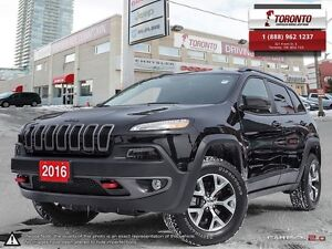 2016 Jeep Cherokee ***TRAILHAWK***JUST TRADED IN***