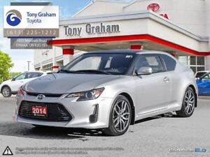 2014 Scion tC Moonroof and Alloys
