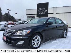 2013 Hyundai Genesis Sedan 3.8 | NO ACCIDENTS | BLUETOOTH