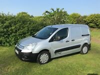 CITROEN BERLINGO 1.6 HDI DIESEL 3-SEAT VAN 2010 10-REG *1 YEARS MOT* DRIVES EXCELLENT