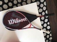 2 squash raquets