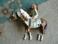 Damaged Beswick animals and broken valuable pottery wanted please