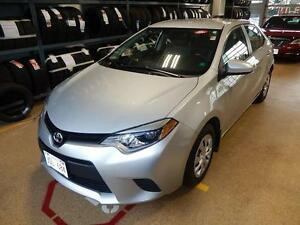 2014 Toyota Corolla CE Your next car