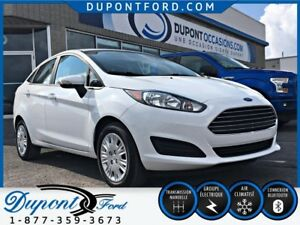 2017 Ford FIESTA SE AIR - BLUETOOTH - GR.ÉLECTRIQUE - CRUISE  ET