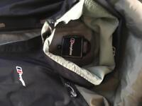 Berghaus AQ2 black jacket size MEDIUM