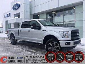 2016 Ford F-150 Cab SuperCrew 4RM Lariat Package 502A