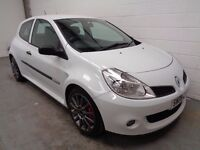 RENAULT CLIO 197 CUP , 2008 REG , LOW MILEAGE + FULL HISTORY, YEARS MOT, FINANCE AVAILABLE, WARRANTY