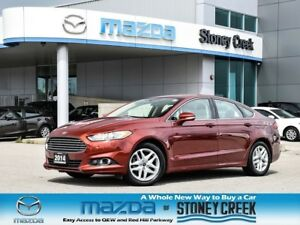 2014 Ford Fusion SE Cruise B/T Keyless Alloy