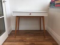 1-Drawer Desk Scandinavian Style