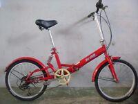 Folding bike 2829A