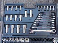 Halfords Advanced 170 piece Socket/Spanner Set