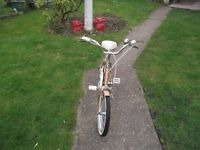BSA Vintage Child's Bike