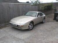 Porsche 944s ventiler 16v