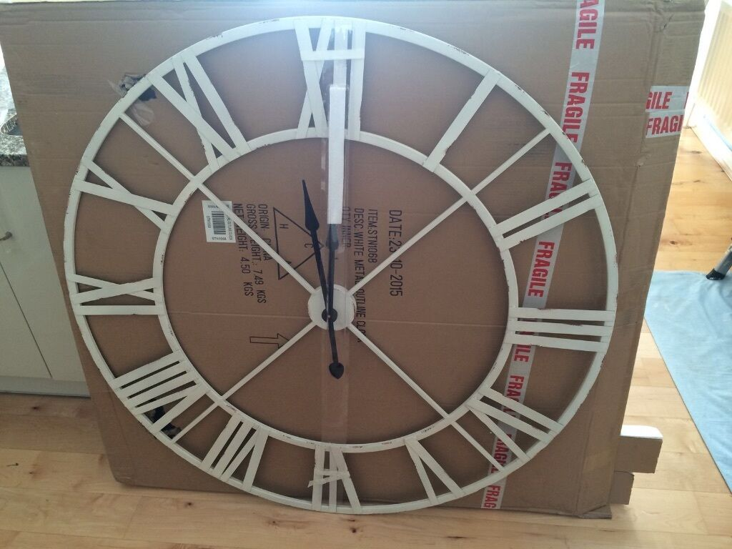 Wall Clock Extra Large In Brighton East Sussex Gumtree