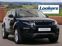 Land Rover Range Rover Evoque TD4 SE TECH (black) 2016-06-29