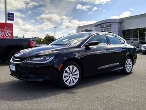 2015 Chrysler 200 Sdn LX FWD