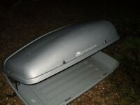 Paddy Hopkirk Continental car roof box