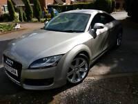 Audi TT 3.2 V6 2007 silver full service history