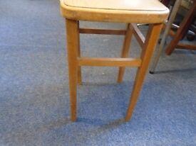 small drop sear stool